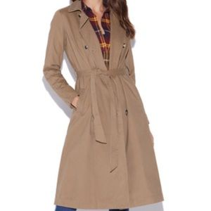 🆕 JUST FAB trench coat 🆕